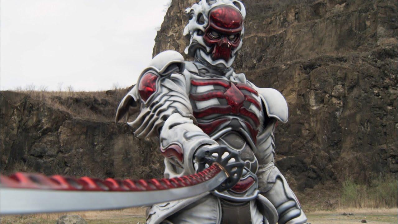 Power Rangers Official   Samurai - Test of the Leader - Power Rangers vs Robtish and Deker