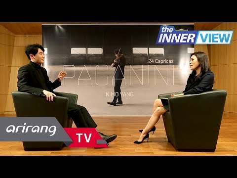 [The INNERview 2018] Ep.19 - Violinist In Mo YANG (바이올리니스트 양인모) _ Full Episode