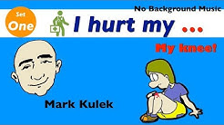 Injuries - at the doctor's office (our body)   Mark Kulek - ESL
