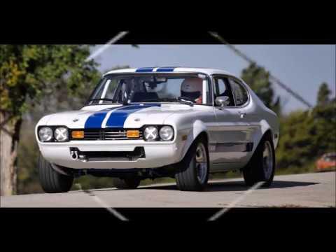 Building a Ford Capri Perana Tribute Car