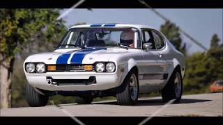 Building a Ford Capri Perana Tribute Car