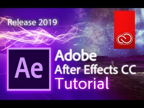 After Effects CC 2019 - Full Tutorial for Beginners [COMPLETE]