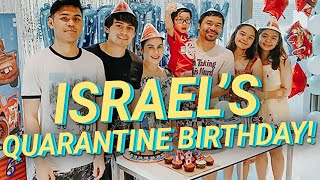 CELEBRATING MY LITTLE BROTHER'S 6TH BIRTHDAY (IN QUARANTINE) | Jimuel Pacquiao