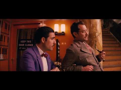 "THE GRAND BUDAPEST HOTEL: ""Don't You Know"""