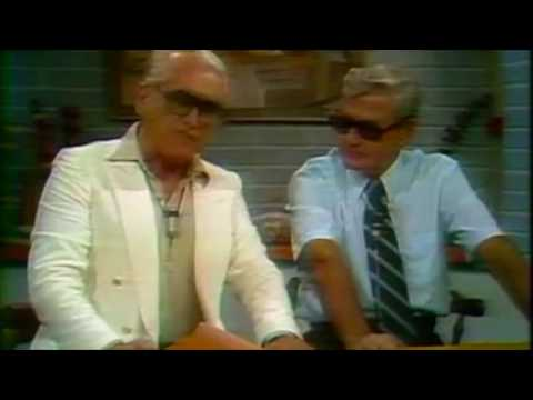 Ted Knight being Ted Baxter and Ted Knight.....so funny!