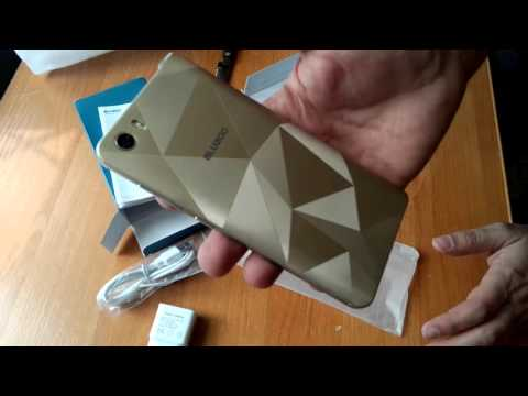 Распаковка и первые впечатления о телефоне Bluboo Picasso