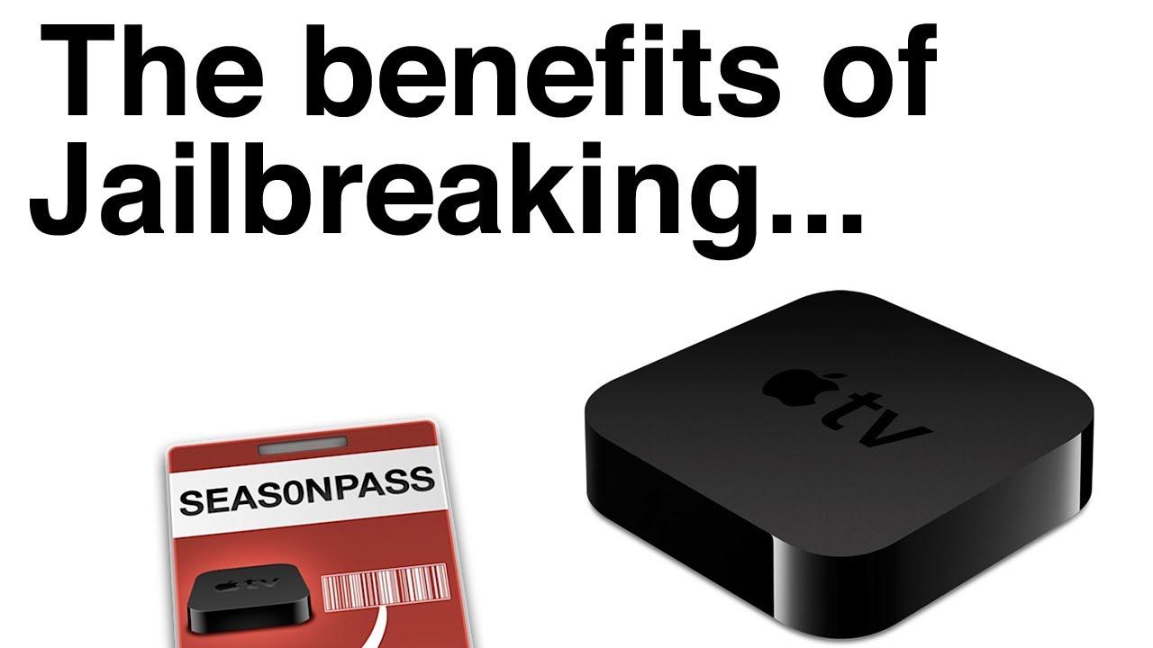 Benefits of Jailbreaking the Apple TV - Part I