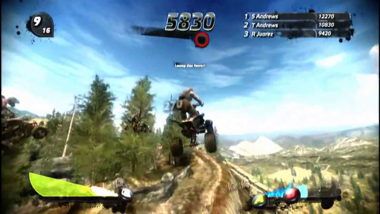 PURE Xbox 360 Gameplay