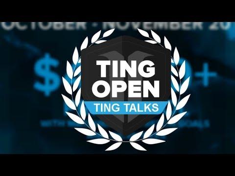 Ting Talks - Solar, Stats, TY