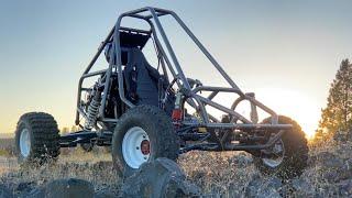 The Ultimate Custom Hoฑda Odyssey Off-road Buggy