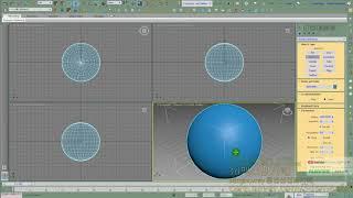 3D MAX,흡음목모보드모델링