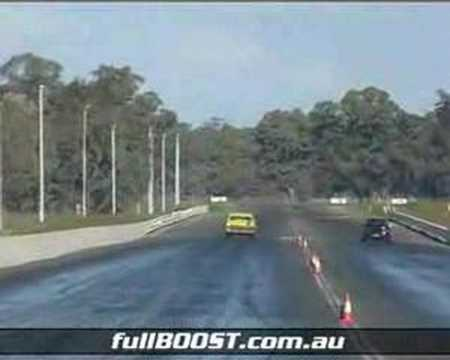 Holden Hk Monaro Burnout Drag Racing 1 Mean Monaro