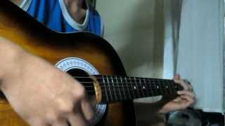 lời con hứa cover guitar