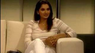 Tennis sensation Sania Mirza talks to Sexy Pooja Bedi III