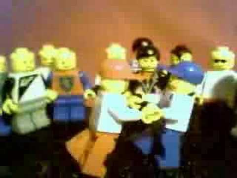 Rambo-Dance - Die toten Hosen (Lego)