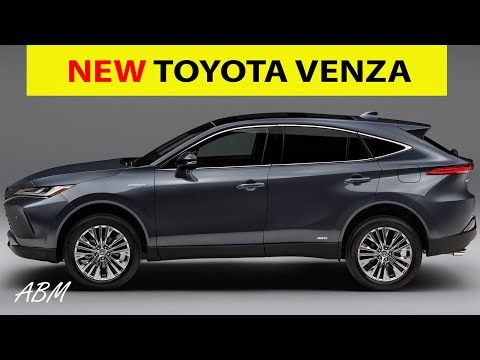 Toyota Venza 2020 превратилась в Toyota Harrier — обзор Александра Михельсона