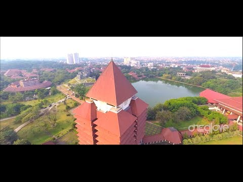 Universitas Indonesia FPV with Dji Phantom Indonesia [HD]