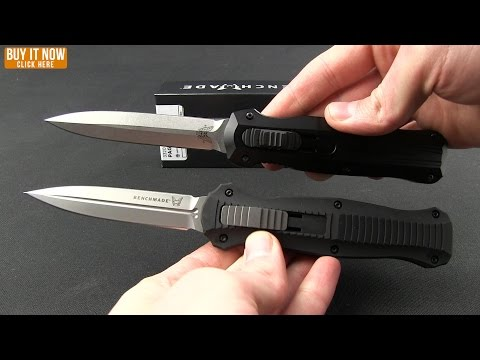 Benchmade Pagan OTF Knife Overview - YouTube