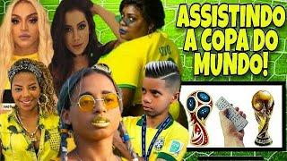 Baixar Anitta, Pabllo Vittar, Ludmilla, Mc Loma, Mc Bruninho & Jojo Todynho Assistindo A Copa Do Mundo!