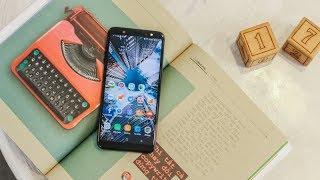 10 tính năng hữu ích trên Samsung Galaxy A6+
