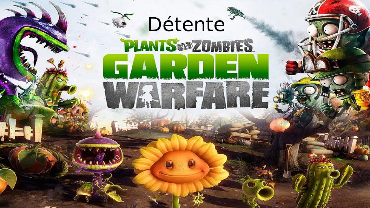 d tente presentation de plante vs zombie garden warfare youtube. Black Bedroom Furniture Sets. Home Design Ideas