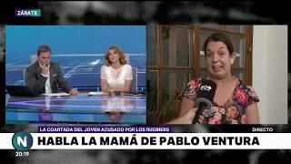 Crimen de Fernando: MAMÁ del ACUSADO número 11 aseguró que NO ESTUVO EN GESELL