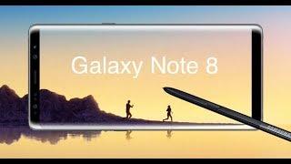 1 день с Samsung Galaxy Note 8