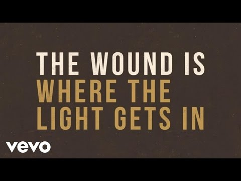 Jason Gray - The Wound Is Where The Light Gets In (Lyric Video)