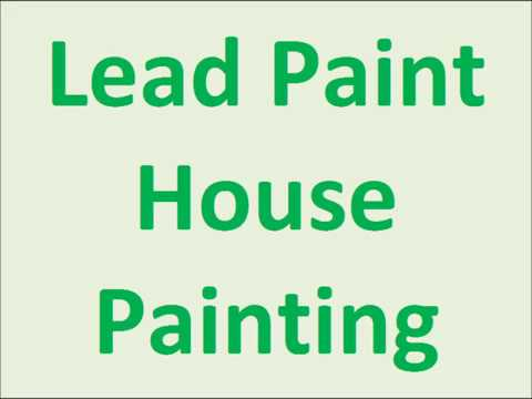 How To Do Lead Paint House Painting The Right Way Healthy Painting Seattle