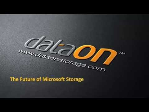 The Future of Microsoft Storage - Preparing for Scale Out Architectures