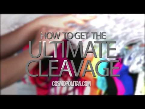 Get the Ultimate Cleavage