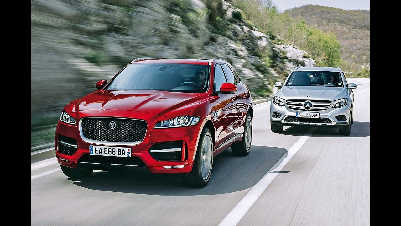 Jaguar F Pace Vs Mercedes GLC YouTube