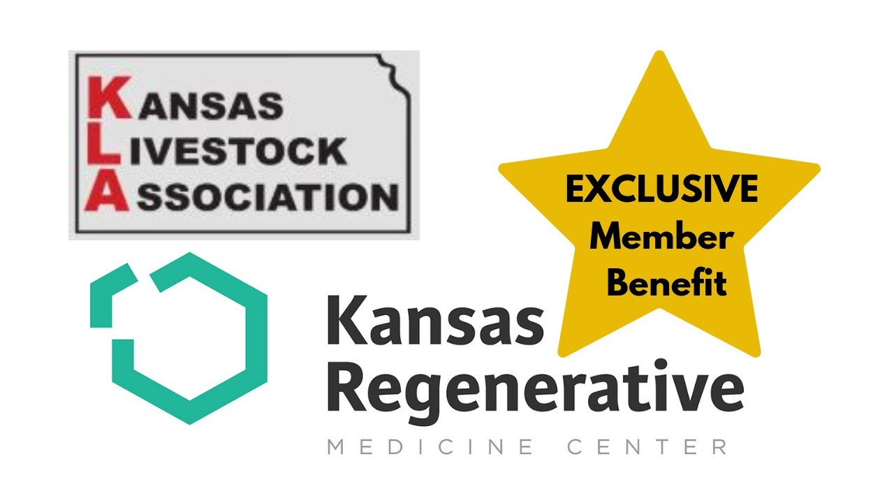 Kansas Livestock Association Members Get Stem Cell Therapy at KRMC