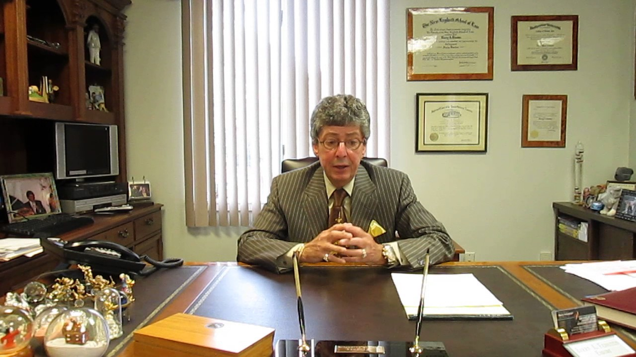 Hear Attorney Barry Feinstein Talk About About Slip And Fall