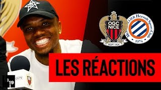 Nice 1-0 Montpellier : les réactions
