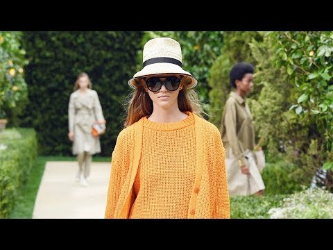 Tory Burch | Spring Summer 2019 Full Fashion Show | Exclusive