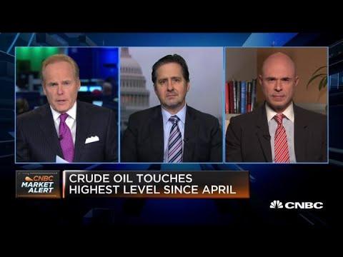 Oil markets believe Iran won't start a Gulf war: Former energy advisor