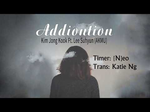 [Kara-Eng-Vietsub] Addiction (중독) - Kim Jong Kook ft. Lee Suhyun (AKMU) - Fantastic Duo 2