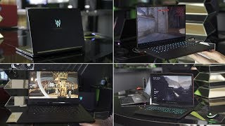 All These Gaming Laptops Have RTX GPUs!!!
