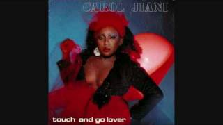 Carol Jiani - Touch and go lover - 1984 - (Single version)