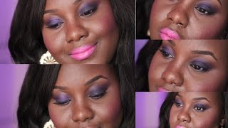 Makeup Tutorial || Date Night Look | Chanel Boateng Thumbnail