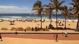 Durban Beach South Africa