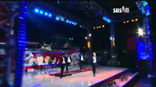 Repeat youtube video Live HD | 120729 Jang Wooyoung (2PM) - SEXY LADY @ SBS ALL Rock! Korea