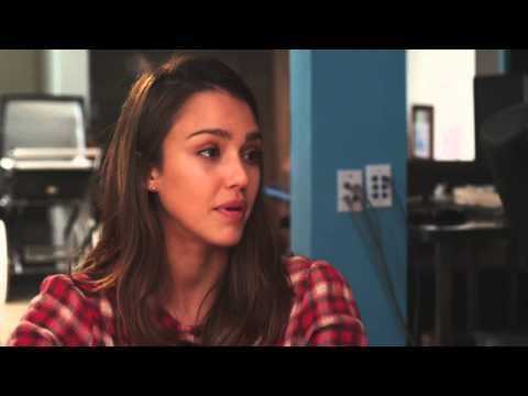 Jessica Alba Wants You to Make a Change