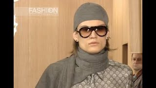 TRUSSARDI Fall Winter 2006 2007 Menswear Milan - Fashion Channel