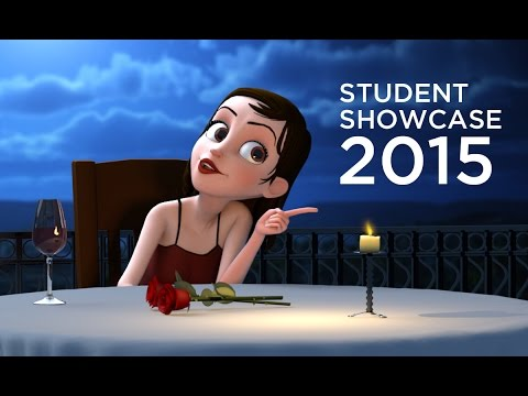 3D Animation Student Showcase 2015 - Animation Mentor
