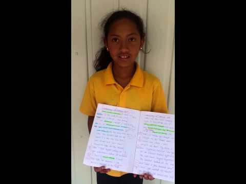 Writing success criteria Tia