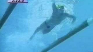 Slow motion - Ian Thorpe