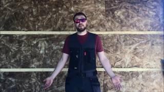 видео Наружное утепление деревянного дома своими руками + Видео