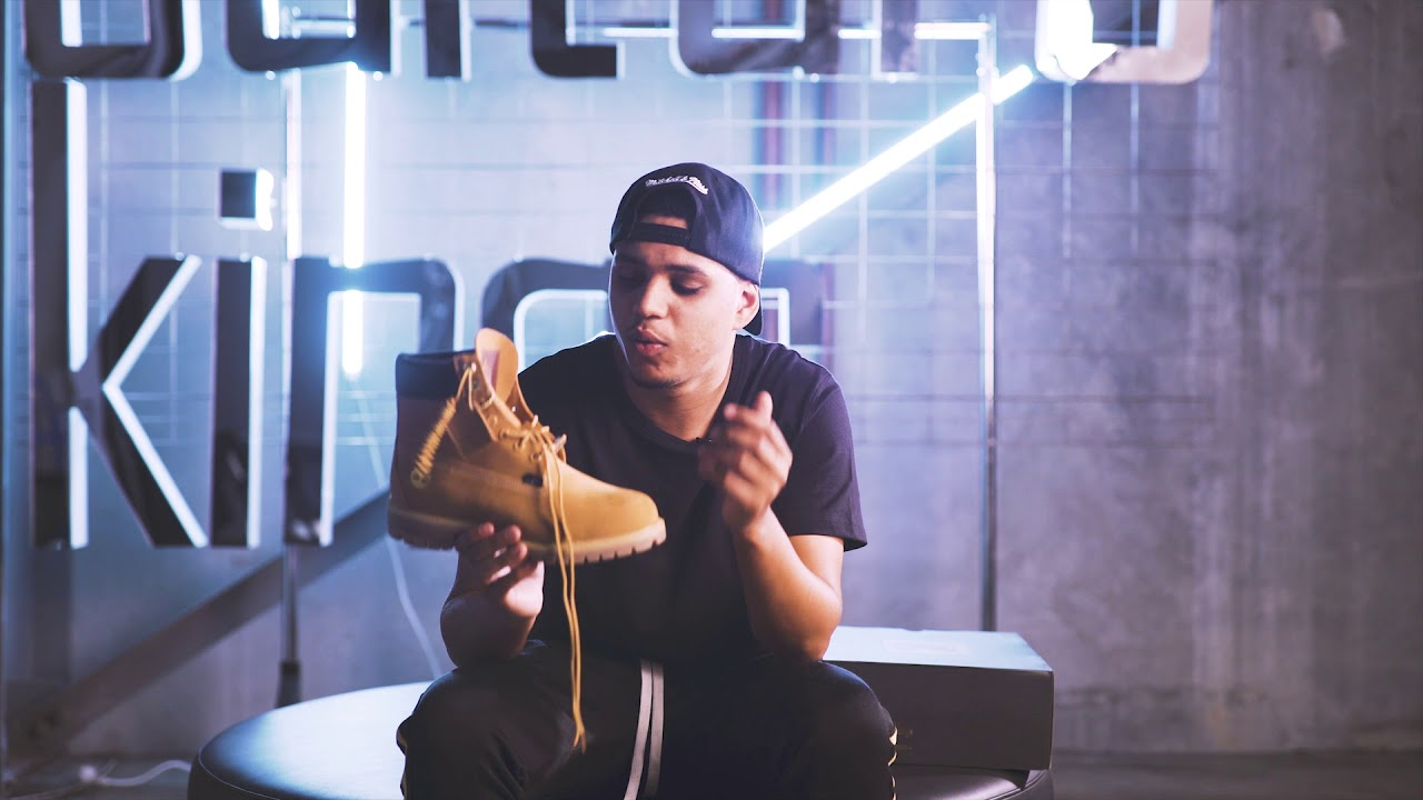 Culture Kings x Timberland Co Lab Official Unboxing